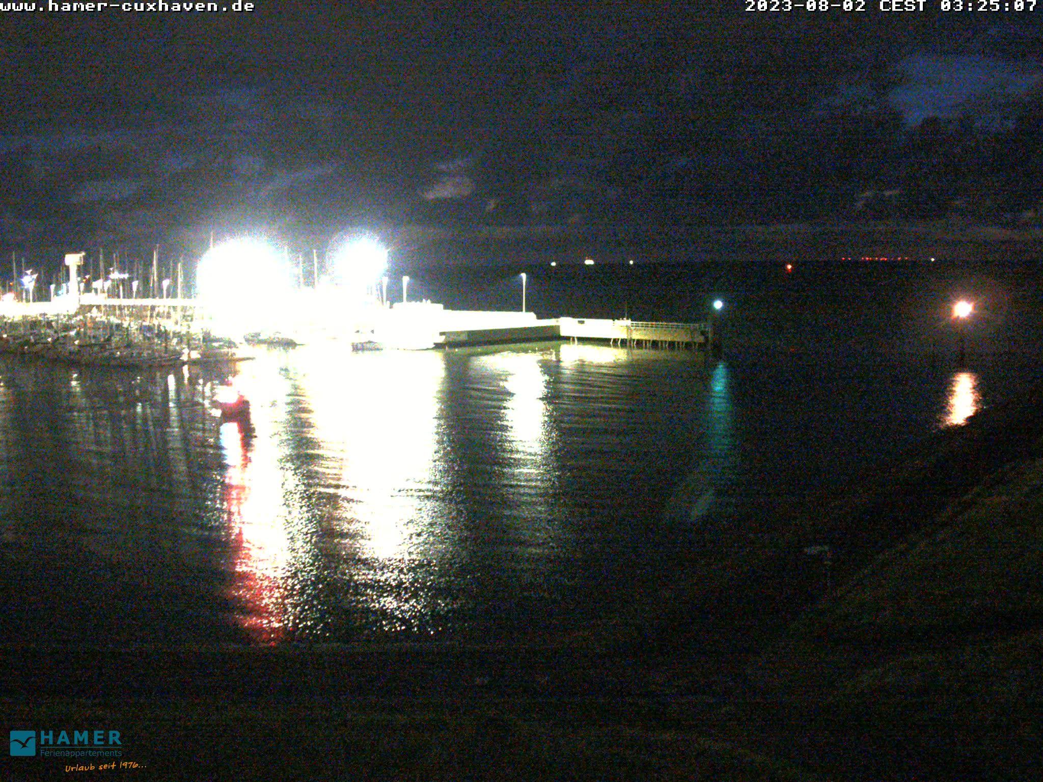 Cuxhaven Webcam Live
